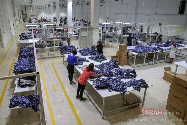Büyük istihdam sağlayacak! O ilimize 50 yeni fabrika geliyor