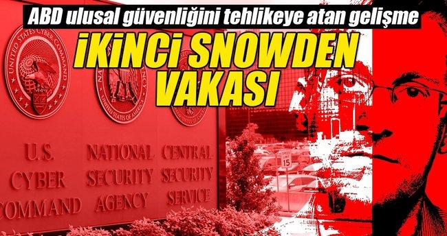 ABD'de ikinci Snowden vakası
