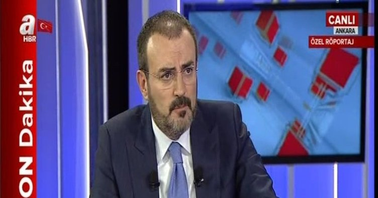 AK Parti'den tarihi Kudüs kararıyla ilgili açıklama