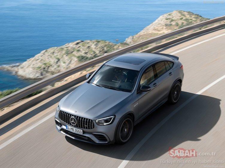 Mercedes-Benz GLC63 S AMG ve GLC63 S AMG Coupe tanıtıldı! İşte Mercedes'in yeni bombaları