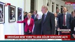 Başkan Erdoğan, Ara Güler Sergisi açılışında açıklamalarda bulundu!