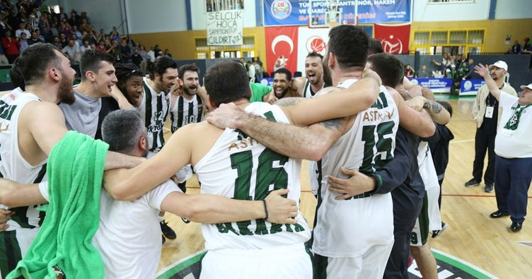 Astra Group Sakarya Büyükşehir Belediyespor'dan mutlu son