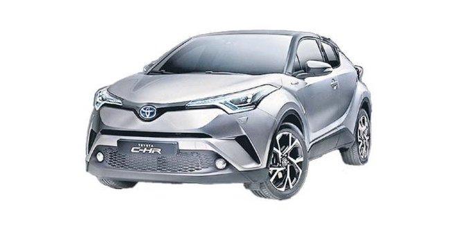 Toyota C-HR Adana Toyota Plaza Mıçı'da
