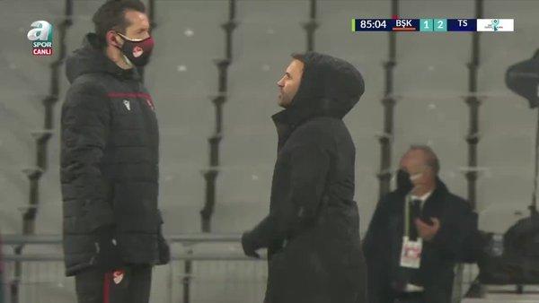 GOL | Başakşehir 1-2 Trabzonspor
