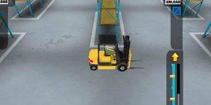 3d Forklift Operatörü