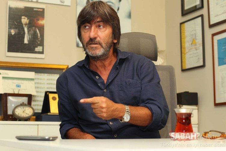 Rıdvan Dilmen'den çarpıcı tespit! Galatasaray'ın en iyi oyuncusu...