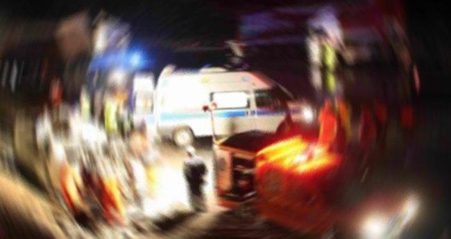 Almanya'da feci kaza: Çok sayıda ölü ve yaralılar
