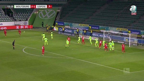 GOL | Wolfsburg 2-2 RB Leipzig