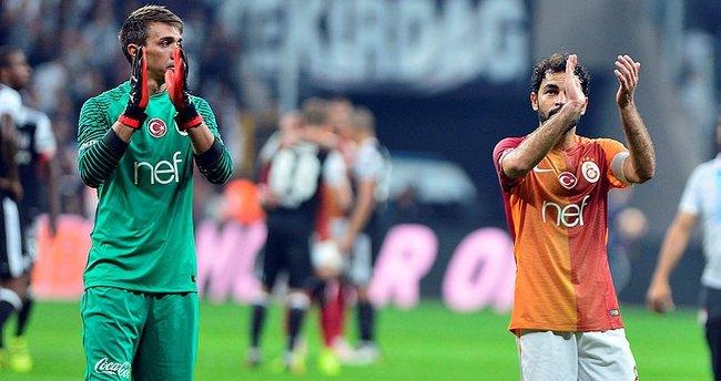 Galatasaray yenilgisiz devam ediyor