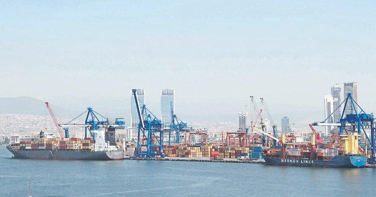 İZKA, 'Mavi Büyüme'yi limanlardan başlatıyor