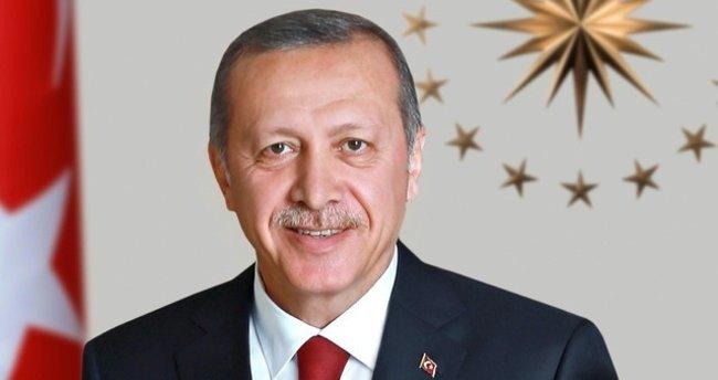 Erdoğan'dan Mahmud Abbas'a tebrik