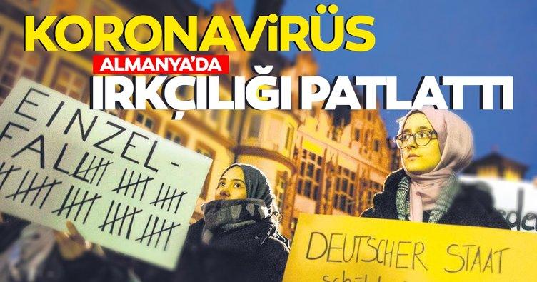 Koronavirüs ırkçılığı patlattı! Türkler de hedef oldu!