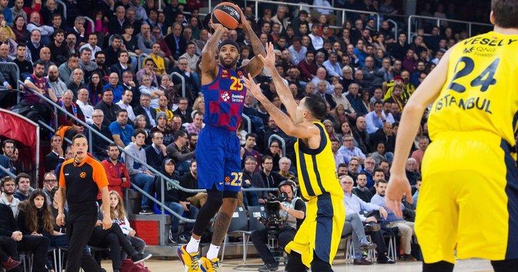 Fenerbahçe Beko'da yıkım İspanya'da sürdü, Barcelona'dan fark yedi
