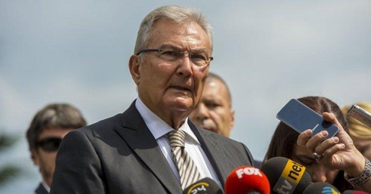 Deniz Baykal'dan son dakika başkan adaylığı açıklaması