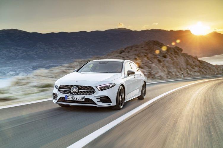 2018 Mercedes-Benz A Serisi tanıtıldı