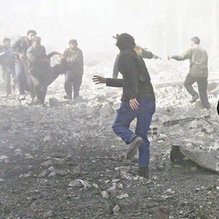 Doğu Guta'da büyük katliam: 167 sivil hayatını kaybetti...
