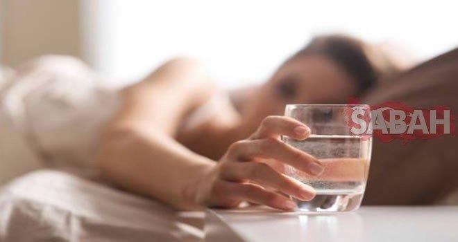Vücudun su ihtiyacını gideren besinler!