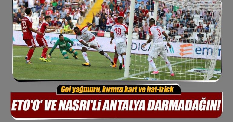 Yiğido, Antalya'nın fiyakasını bozdu