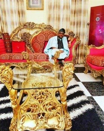 Bunlar da Nijeryalı zengin çocuklar!