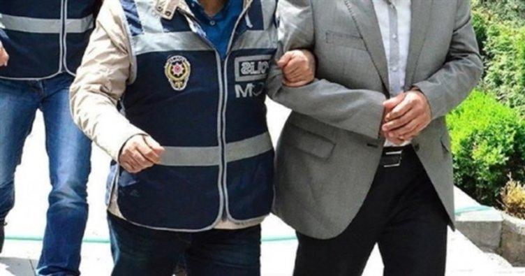 FETÖ'den 9 tutuklama