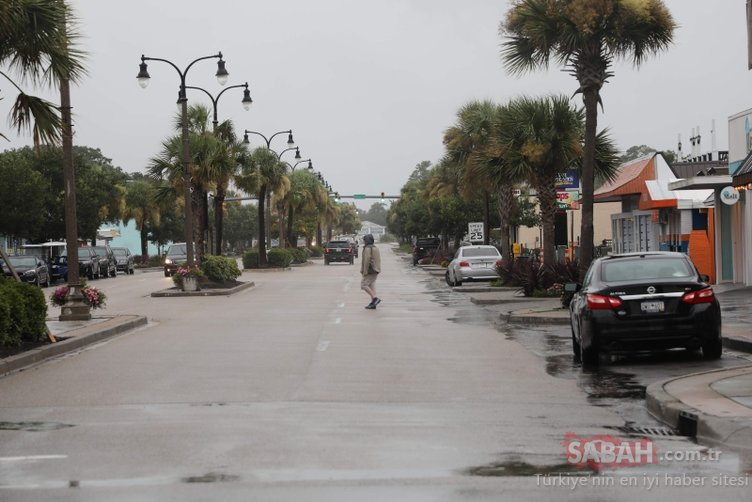 Son dakika: ABD'de yeni kabus başladı! Isaias Kasırgası nedeniyle acil durum ilan edildi