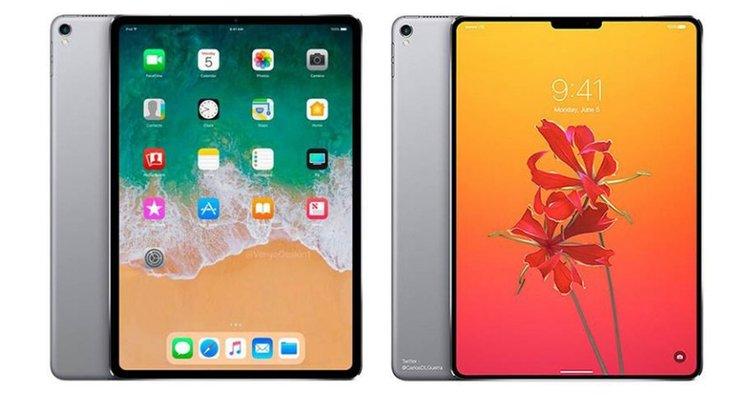 iPad'lerde 'Home' butonu devri bitiyor