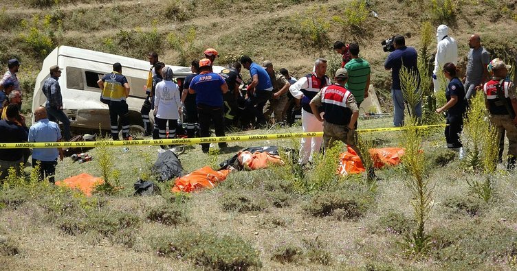 Van'daki kazanın bilançosu: 17 ölü, 50 yaralı