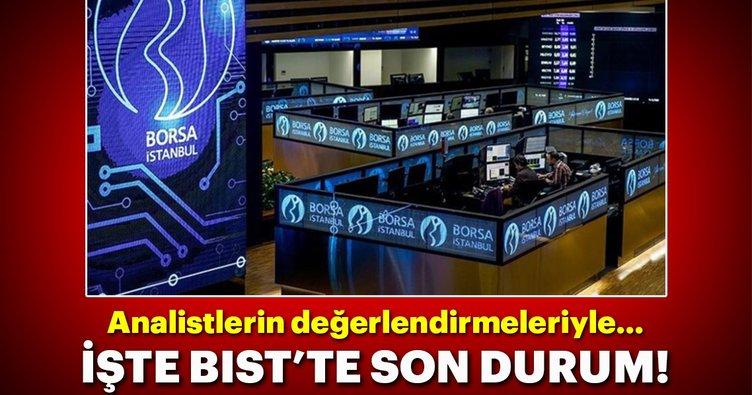 Borsa İstanbul'da (BIST) son durum!