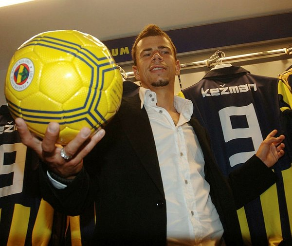 Kezman'dan Fenerbahçe için olay sözler