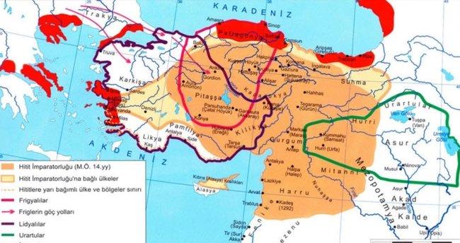 anadolu medeniyetleri tarihi ve