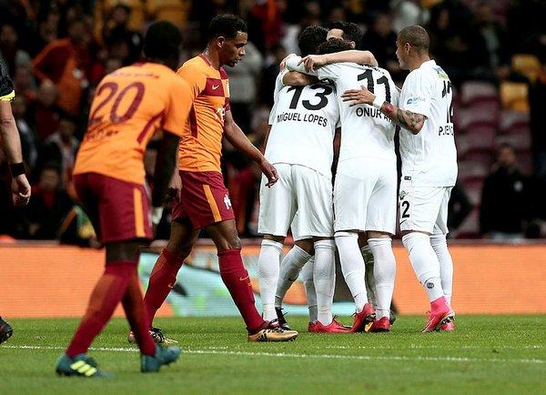 Rıdvan Dilmen, Galatasaray-Akhisar maçını yorumladı