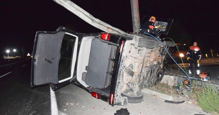 Bilecik'te trafik kazası: 1 ölü, 7 yaralı