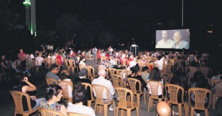 Yenimahalle'de sinema akşamları