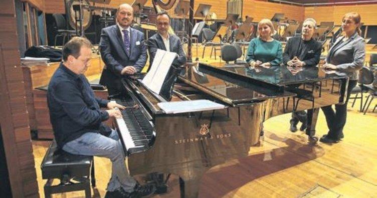 M. Kemal Atatürk'ü müzikle anlatacaklar