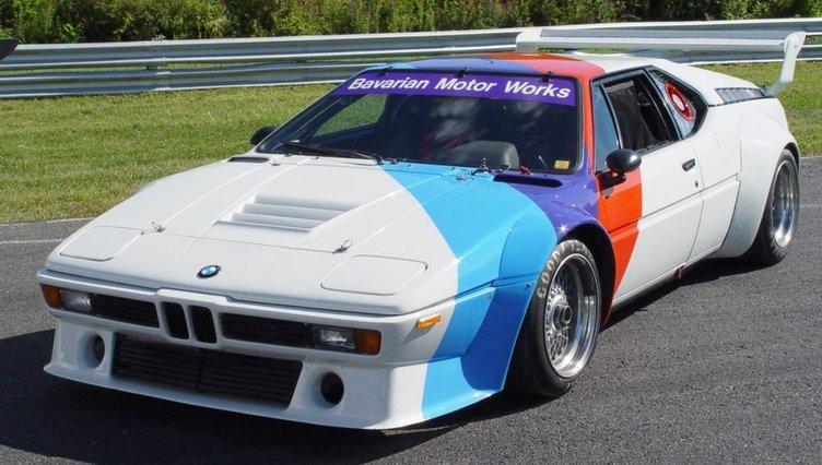 BMW'nin efsanesi M1 geri dönüyor