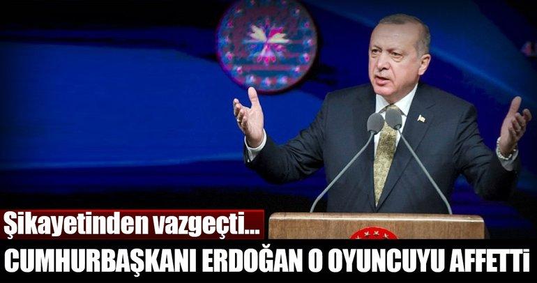 Cumhurbaşkanı Erdoğan Selin Şekerci'yi affetti
