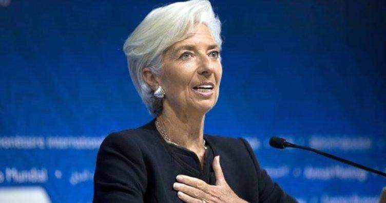 ECB Başkanı Christine Lagarde: Varlık alımlarını azaltmayı konuşmak için çok erken