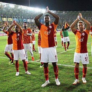 Ganimet Galatasaray'ın