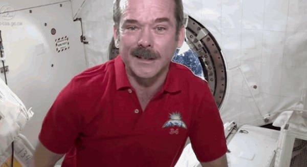 Astronot olmanın zorluğu
