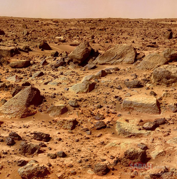 Mars'taki büyük gizem! Gerçekler saklanıyor mu?