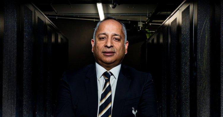 Tottenham teknoloji yöneticisi Katwa: Türkiye'de muhteşem stadyumlar var SABAH SPOR ÖZEL