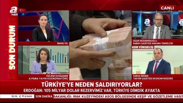 Hazine ve Maliye Bakanı Berat Albayrak neden hedefte?   Video