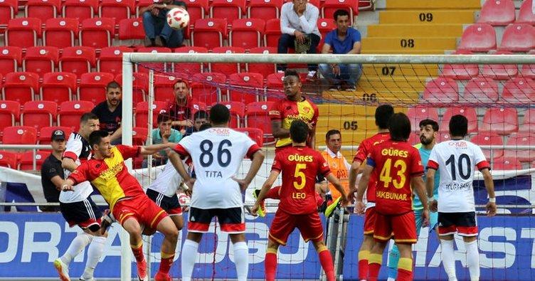 TFF 1. Lig'de 11 golü maç!