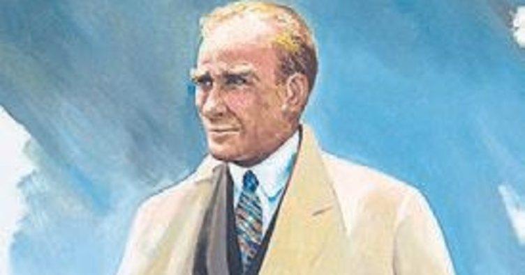 Ataturk Un Yagli Boya Tablolari Ekol Sanat Ta Gorucuye Cikti