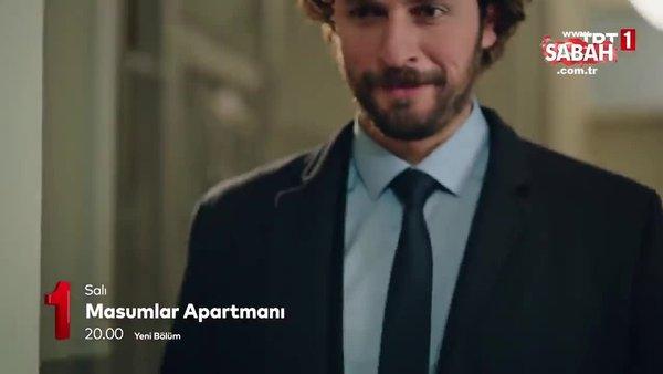 Masumlar Apartmanı 8. bölüm fragmanı | Video