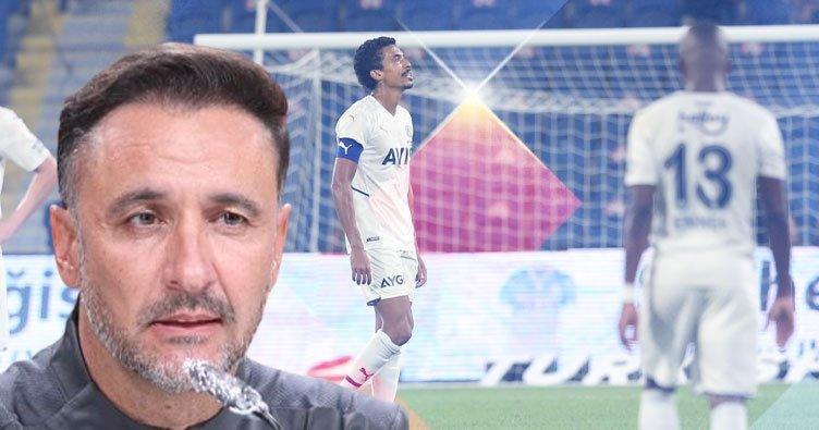 Son dakika haberi: Başakşehir yenilgisi sonrası Fenerbahçe için sert tepki! Herkesin övgüler yağdırdığı Pereira dün gece...