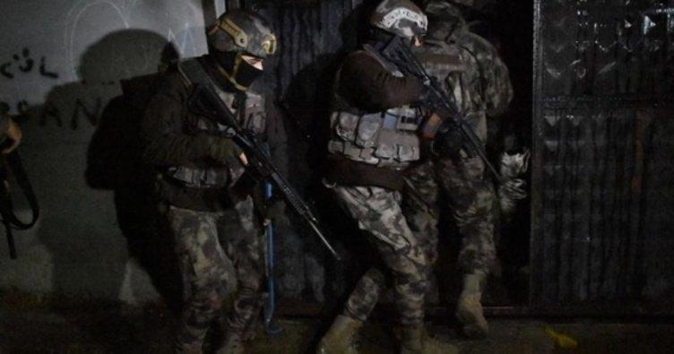Son dakika: Bitlis'te PKK/KCK operasyonu: 4 gözaltı