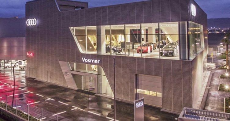 Vosmer Bornova yeni kompleksini hizmete açtı