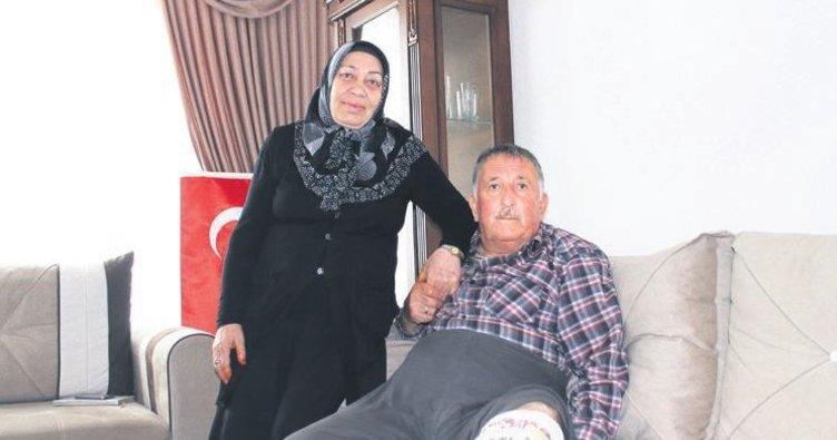 Gaziye 40'ıncı ameliyat