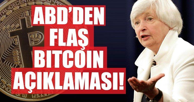 Fed'den Bitcoin ile ilgili flaş açıklama